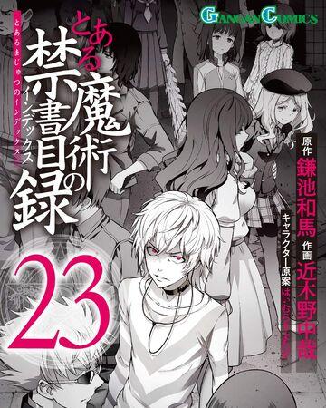 Toaru Majutsu No Index Manga Volume 23 Toaru Majutsu No Index
