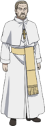 Nikolai Tolstoy (Index III Anime Design)
