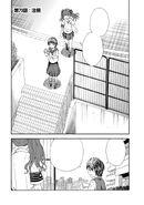 Toaru Kagaku no Railgun Manga Chapter 073