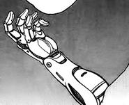 Cyborg Arm - Railgun Ch85