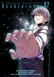 Toaru Kagaku no Accelerator Manga Volume 07 Title Page