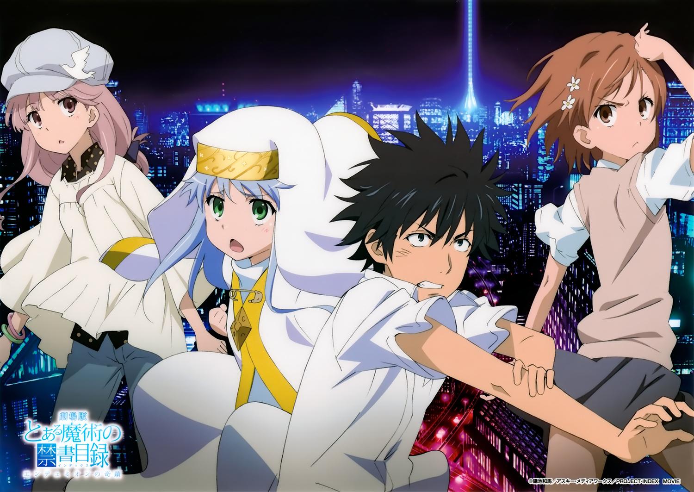 Anime Lyrics dot Com - Anime - To Aru Majutsu no Index