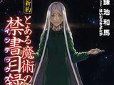 Shinyaku Toaru Majutsu no Index Light Novel Volume 18