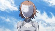 Misaka Worst - Masked (Anime)