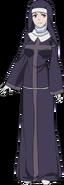 Orsola Aquinas body (Anime)