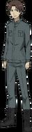 Yamate (Index III Anime Design)