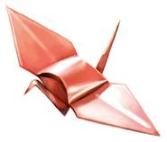 Tsuchimikado Motoharu's Origami