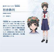 Kazari Index anime