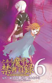 Toaru Majutsu no Index Manga v06 Title Page