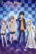 Toaru Majutsu to Kagaku no Expo Limited Edition Poster 04