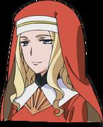Vasilisa face (Anime)