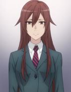 Hitokawa Hasami before death (Anime)