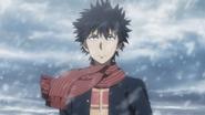 Kamijou Touma New Clothing(Anime)