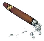 Noukan's cigar