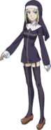 Lucia body (Anime)