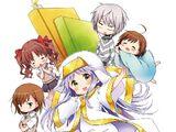 Toaru Nichijou no Index-san Manga Chapter 001