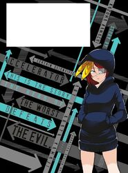 Toaru Kagaku no Accelerator Manga Volume 10 Back Page