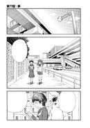 Toaru Kagaku no Railgun Manga Chapter 077