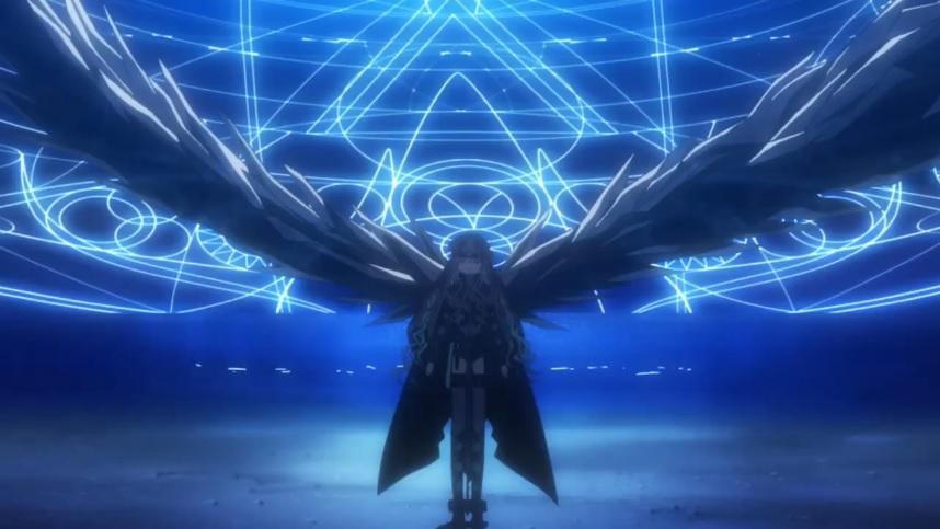 archangel gabriel toaru majutsu no index wiki fandom powered by