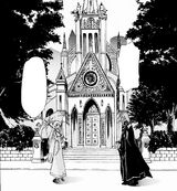 Saint George's Cathedral-manga