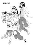 Toaru Kagaku no Railgun Manga Chapter 079
