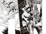 Toaru Majutsu no Virtual-On Manga Chapter 002