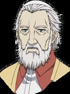 Matthai Reese face (Anime)