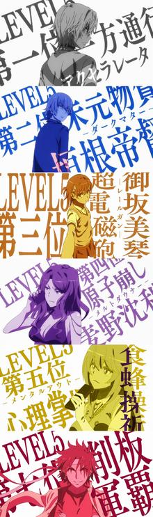 Level 5s