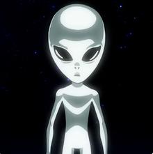 Grey Alien (MMR)