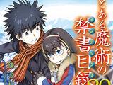 Toaru Majutsu no Index Light Novel Volume 20
