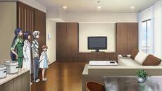 Yomikawa Residence-apartment