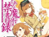 Toaru Majutsu no Index Manga Volume 17
