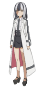 Kuriba Ryoko (Original, Railgun T Anime Design)