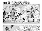 Toaru Majutsu no Index Manga Chapter 141