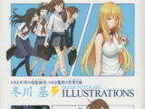 Toaru Kagaku no Railgun・Toaru Majutsu no Index Fuyukawa Motoi Illustrations
