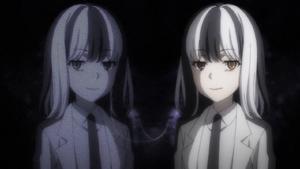 Kuriba Ryouko and Doppelganger