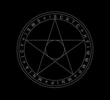 Mysterious-pentagram