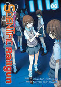A Certain Scientific Railgun Manga v06 cover