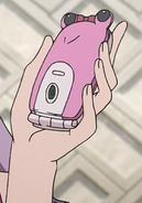 Pyonko Pink Phone (Exterior)