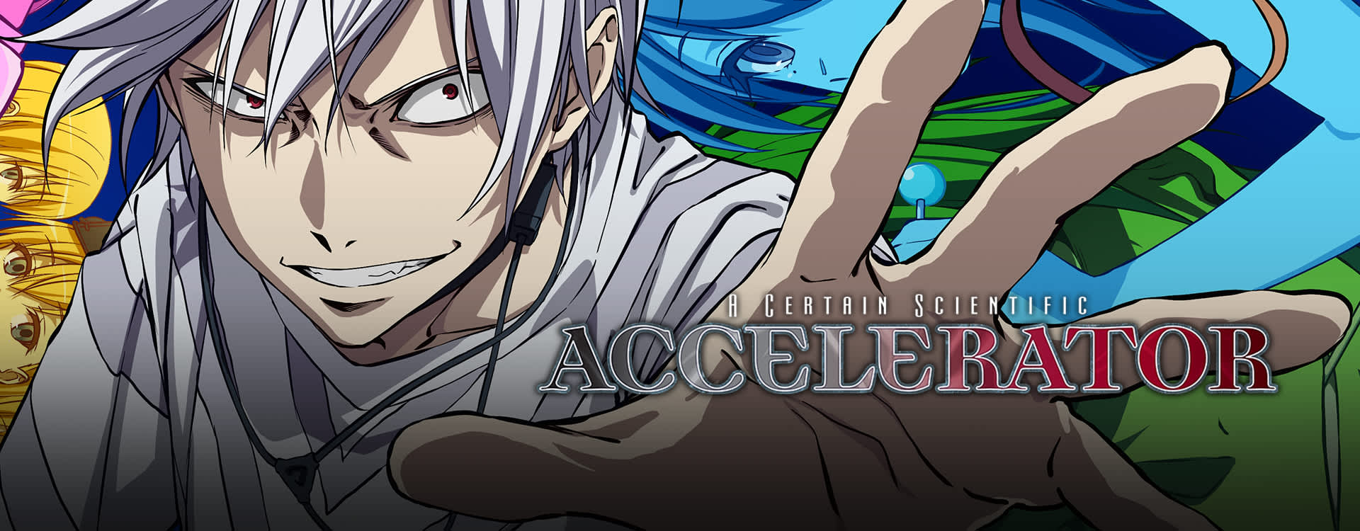 FUNimation Accelerator Anime Site (English)