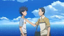 Touma and Touya