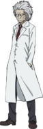 Professor (Index III Anime Design)