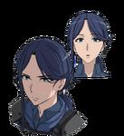 Yomikawa Aiho Face (Accelerator Anime Design)