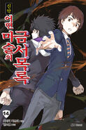Shinyaku Toaru Majutsu no Index Light Novel v14 Korean cover