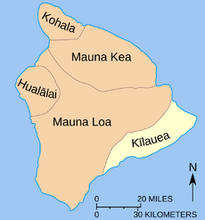 Location Kilauea
