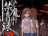 Toaru Majutsu no Index Manga Volume 03