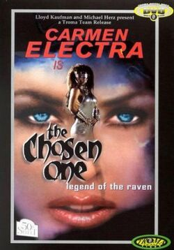The Chosen One Legend of the Raven