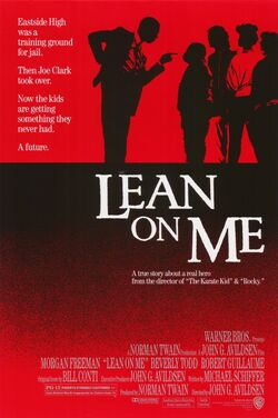 Lean on Me 1989