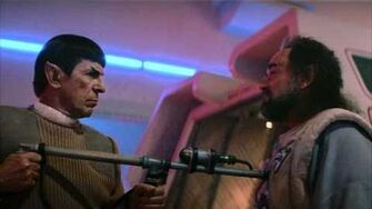Star Trek V The Final Frontier - Trailer