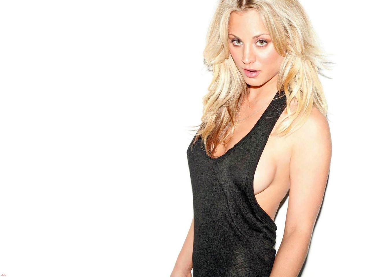 Pictures cuoco sexy kaley